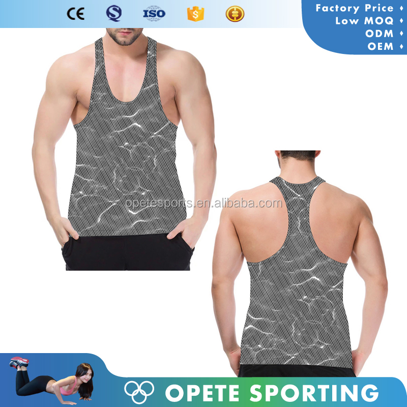 (OEM Factory)Breathable Fabric Wholesale Mens Workout Clothing With High Quality