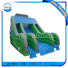 China Wholesale Water Slide Inflatable With Pool For Kids