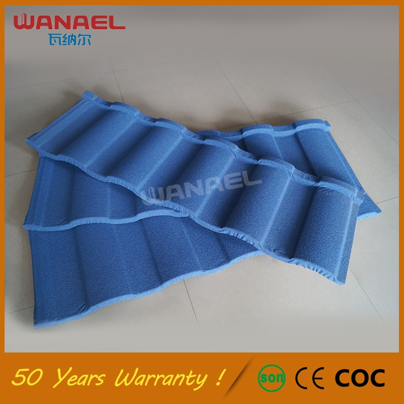 Top Quality Materials Coated Colorful Certificate Roman Factory Metal Price Directly Waterproof Roof Tile Sheet