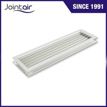 China Factory Aluminum Door Grilles Air Register Cover Vents in Anodized