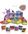 Happyhop Inflatable Bouncer-9273 Inflatable Bounce and Slide, Jump Inflatable