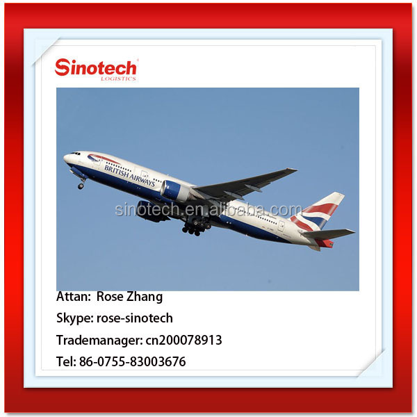 air cargo door to door service from china shenzhen/shanghai/Beijing------- vera SKYPE:vinulisa