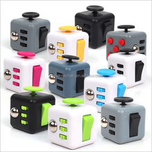 Real High Quality Fidget Cube Relieves Stress And Anxiety Toy