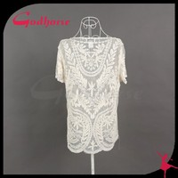 China supplier plus size women lace clothing wholesale