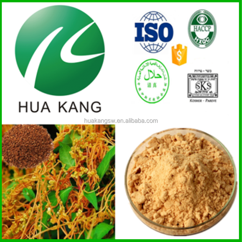 Organic cuscuta chinensis seed,chinese herbology dodder seed extract