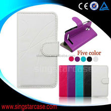 New Product Phone Cases Leather Flip Cover Case for Blackberry 9790