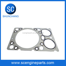 Weichai WP10 diesel engine spare parts cylinder head gasket 612600040355