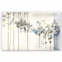 Wall art painting simple modern canvas abstract oil painting pictures for hotel room