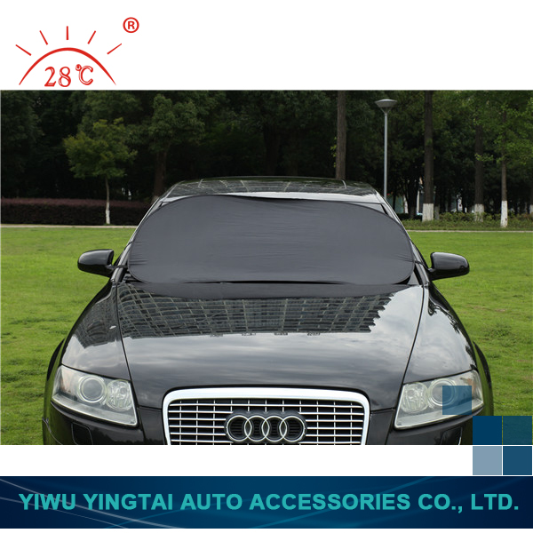 Latest design factory wholesale cheap car windshield cover
