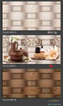 euro glass art style design kitchen floor and wall mosaic tiles