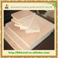 Chinese Factory direct sales commercial poplar plywood