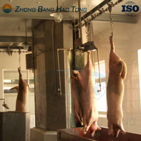 pig washing machine for pig slaughter house machinery