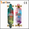 wholesale longboard skateboard canadian maple longboard deck skateboard truck