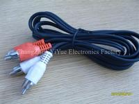 YIYUE Wholesale high quality vga rca cable for portable TV