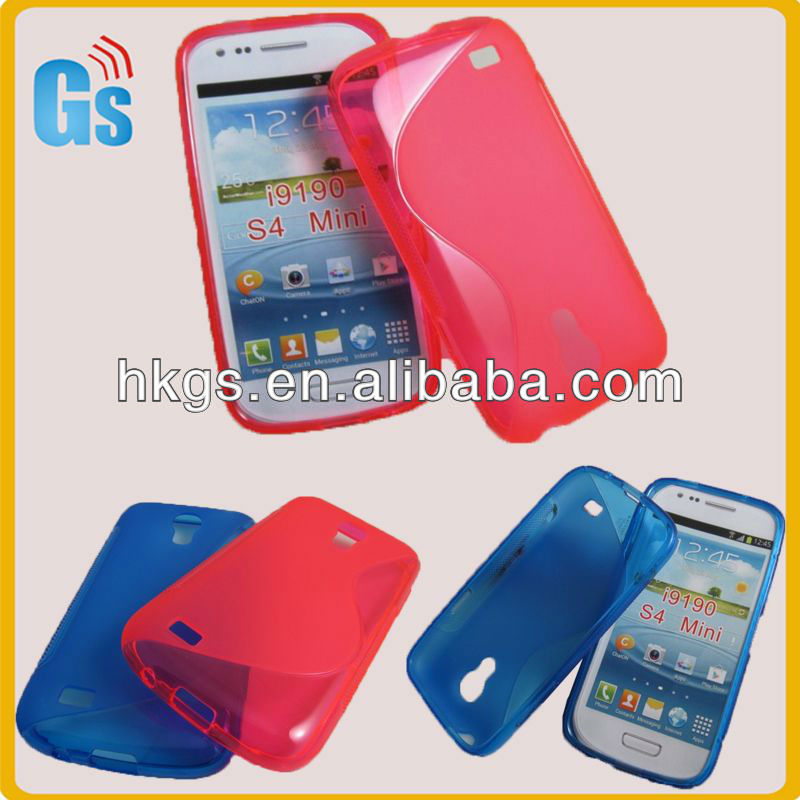 For Samsung Galaxy S4 Mini i9190 Tpu Case Cover Skin