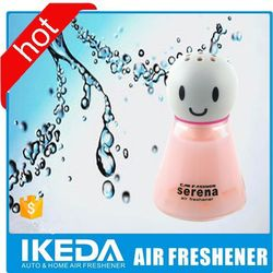 brand rose smell car air freshener 2015