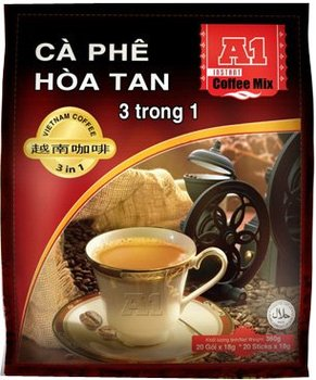 A1 Instant coffee mix