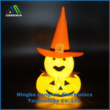 Halloween decorative light , pumpkin night light factory