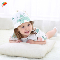 Baby summer soft cap kids fisherman hat baby sun hat