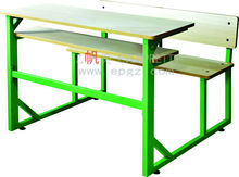 modern school furniture,school desk and bench,school table and chairs set