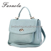 high quality women fashion faux ostrich leather bag wholesale