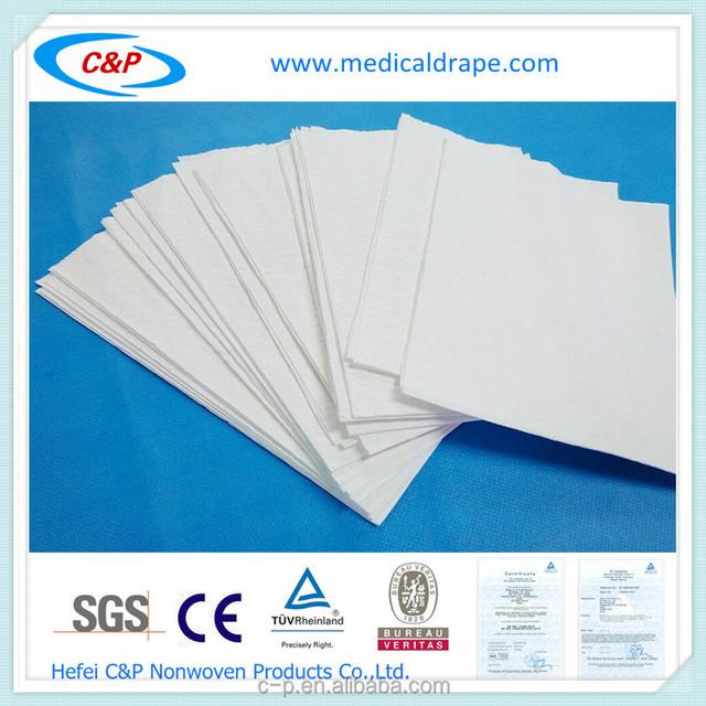 Surgical White Hand Towel Paper 30 x 40 cm V fold
