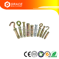 4pcs Heavy Duty Shell/Shield Anchors