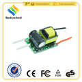 dc power supply 1-5W mini size led bulb driver factory