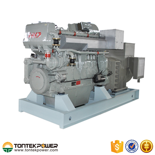 440V 1000kW Used Marine Diesel Engine For Sale