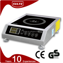 TP2 Home Appliances Electric Induction and Electric Cooker 3000W/Tabletop Design