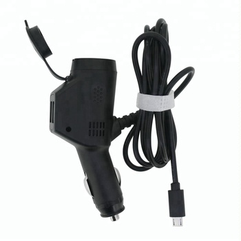 BSCI factory multi-function universal laptop car charger with cable
