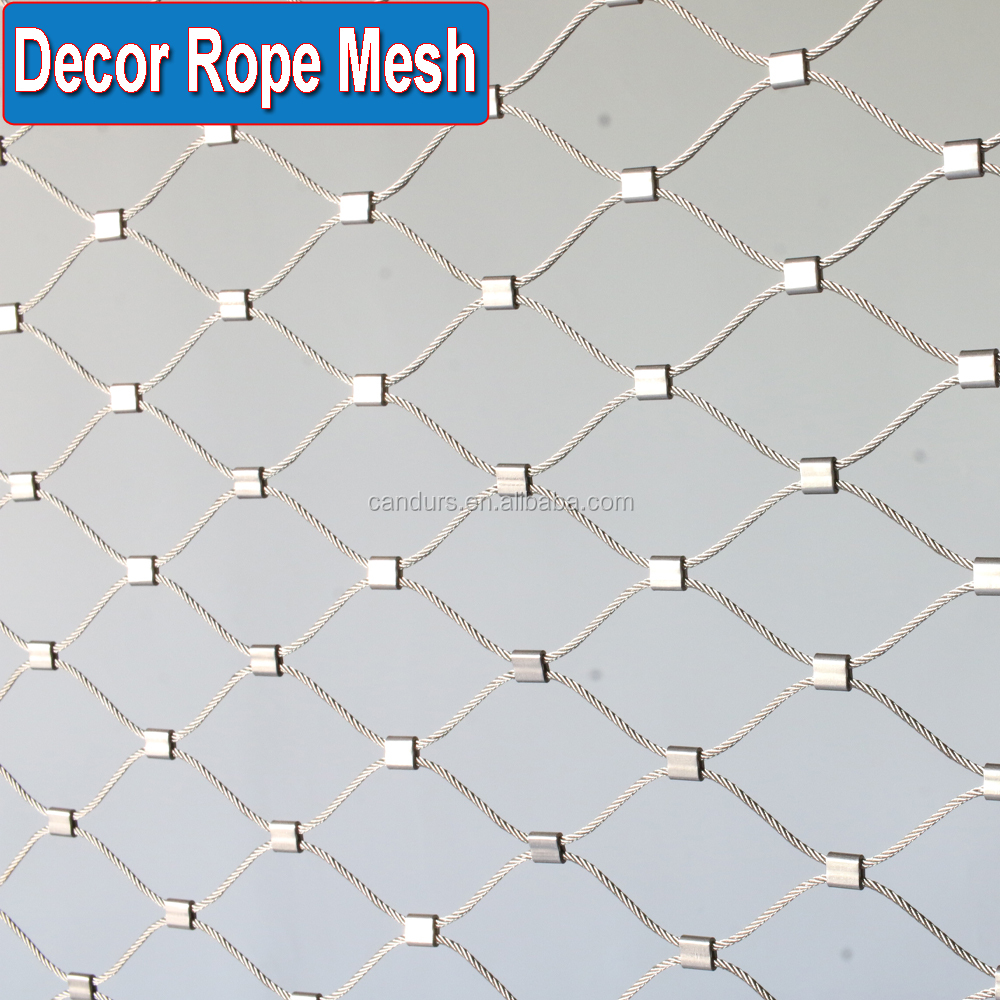 Free Sample X-Tend Flexible Stainless Steel Cable Wire Mesh