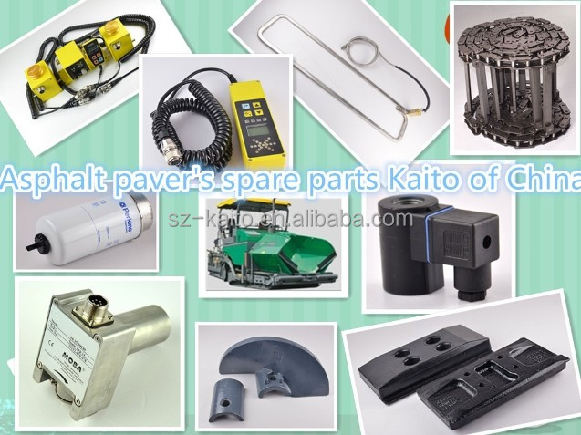 China supplier Demag asphalt paver spare parts Electrical parts