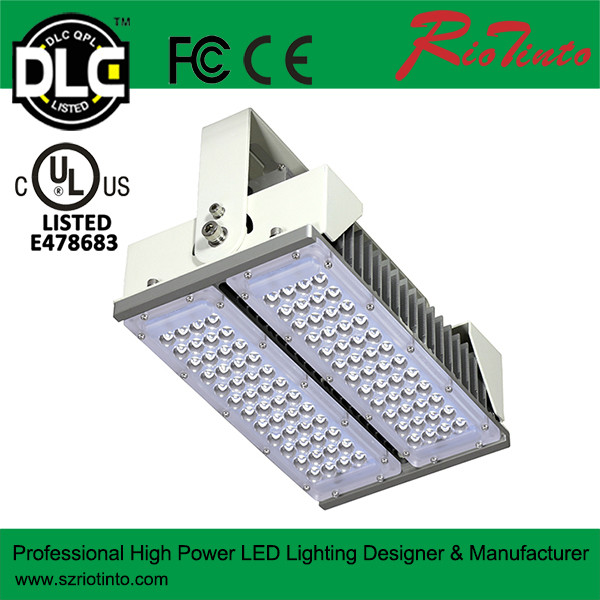 new 100W 150W 200W UL CUL led canopy light gym lighting modern aluminum hanging design
