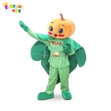 Enjoyment CE adults Pumpkin Man Mascot halloween costumes for sale
