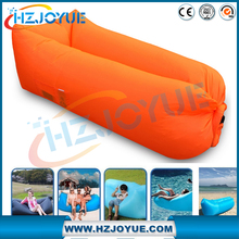 Good Quality Products No Pump laybag Inflatable Air lounger , Quickly Inflatable Air Sofa bags