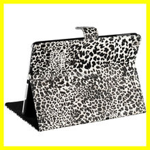 PU Leather Leopard Case for iPad air mini 4/3/2 Flip Stand Smart Cover Magnetic Buckle Factory Best Quality Price Warranty