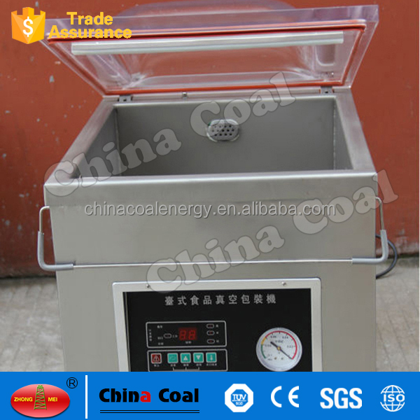 Food Vacuum Packing Machine DZ-260 Desktop Vacuum Packaging Machine
