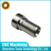 Customized CNC Precision Machined Stainless Steel Spare Parts