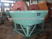 gold beneficiation wet pan mill with low price
