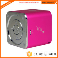 Music Angel Digital Mini Battery Speaker with TF/SD Card