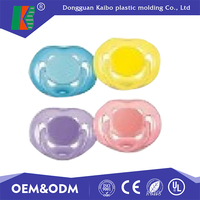 Wholesale liquid injection molded silicone rubber of a feeding bottle