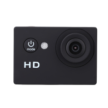 "HD 720P Sport DV Action Camera 2.0"" LCD 90 Degree Wide Angle Lens 30M Waterproof Mini Digital Camcorder"