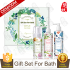 Wholesale Bath Spa Gift Set for Personal Skin Care Shower Gel,Body Lotion and Body Splash Professional Supplier