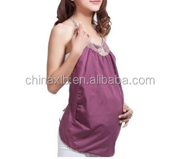 Computer radiation protection suits pregnant women apron, anti-radiation, chinese-style chest covering to protect the child