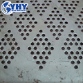 thickness 0.7mm to 1.2mm perforated metal sheet