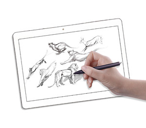10 inch handwriting android tablet pc odm taking note pc with 2GBRAM 32GBROM 3G sim tablet pc projector