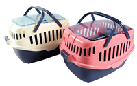 Manufacturers supply high quality pet carrier bags portable pet air carrier