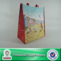 Custom Cheap Reusable Nonwoven Bag Shopping Bag