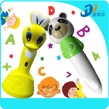 Smart english talking pen book reading for learning English